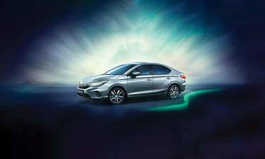 Honda City Sedan Car