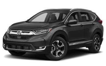 Exceptional New Honda CR V