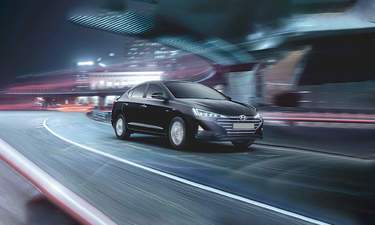 New hyundai cars