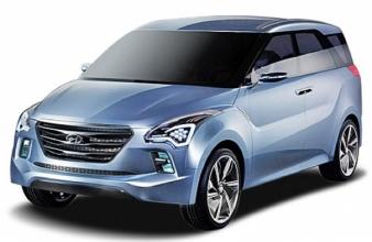 Hyundai Hexa Space