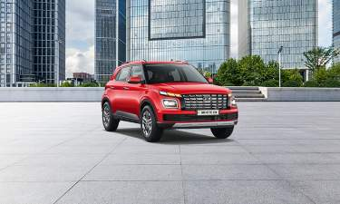 4fa95c45f5 Hyundai Venue 2019 Price in India