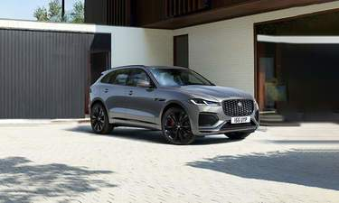 Jaguar F Pace SUV Car