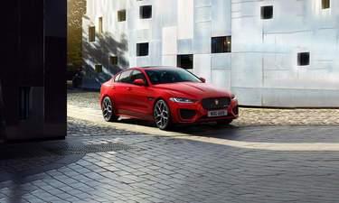 Jaguar XE Sedan Car