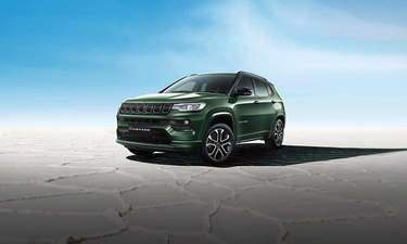 Jeep Compass Suv Launched In India Prices Start At Rs 14 95 Lakh