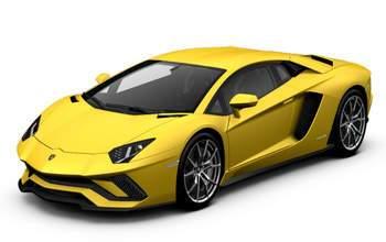 Lamborghini Aventador S Coupe Car