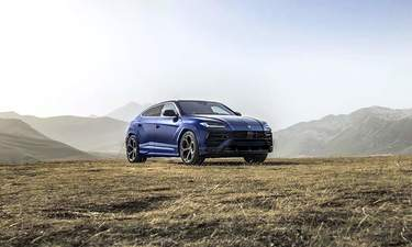 Exclusive First Lamborghini Urus Suv Arrives In India Ndtv Carandbike