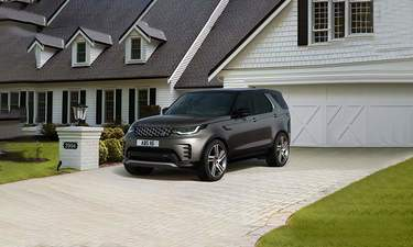 land rover discovery suv car