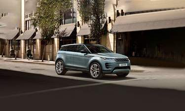 Land Rover Range Rover Evoque India Price Review Images