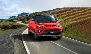 Mahindra Kuv100 Nxt Suv Car