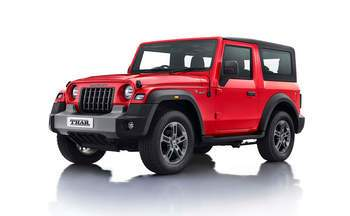 New Mahindra Thar 2020 Price in India, Launch Date, Review