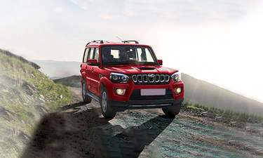 Over 104 people are looking to book Mahindra Scorpio. Book yours today!