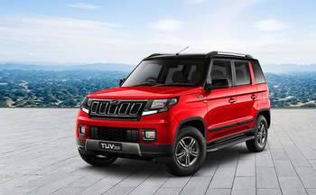 mahindra tuv300 t8 amt 100 hp price in india features car specifications r. Black Bedroom Furniture Sets. Home Design Ideas
