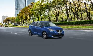 Image result for Maruti Suzuki Baleno Facelift Spotted For The First Time