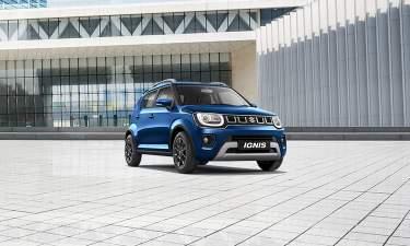 Maruti Suzuki Ignis Price In India Images Mileage Features