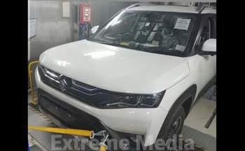 New Maruti Suzuki Vitara Brezza 2020 Price in India, Launch