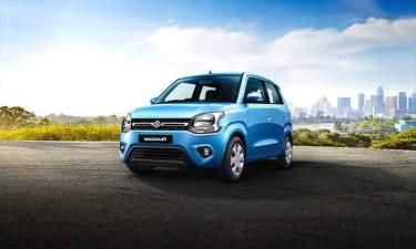 Wanted a Maruti Suzuki Wagon R car in Kota