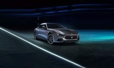 Maserati Ghibli Price