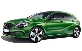 mercedes benz a class india price review images. Black Bedroom Furniture Sets. Home Design Ideas