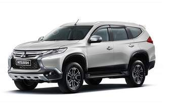 Mitsubishi All New Pajero Sport 2017 >> New Mitsubishi Pajero Sport 2018 Price In India Launch Date