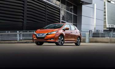 Nissan Leaf 2020 Price In India Launch Date Review Specs Leaf Images