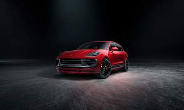 2019 Porsche Macan S Gets A More Powerful Engine And Updated Chassis