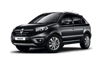 renault koleos india price review images renault cars. Black Bedroom Furniture Sets. Home Design Ideas