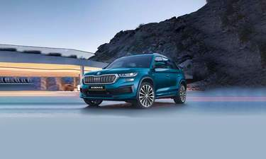 skoda kodiaq suv to be revealed next month india launch