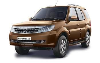 Recently Sold – Tata Safari Storme car