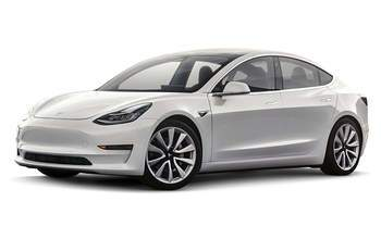 How much is a tesla 3 series