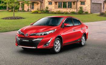 toyota yaris 2018 price in india launch date review. Black Bedroom Furniture Sets. Home Design Ideas