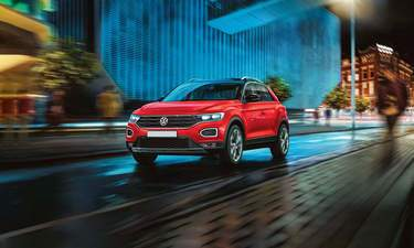 Volkswagen T Roc 2019 Price In India Launch Date Review Specs T