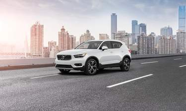 Volvo XC60 Price in India, Images, Mileage, Features, Reviews