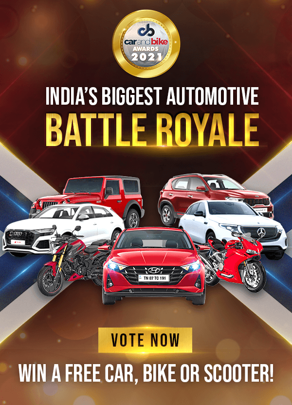 Carandbike Awards - 2021 Vote Now
