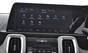 Kia Sonet 10.25' Touchscreen Interface