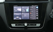 MG ZS EV iSmart Virtual Assistant